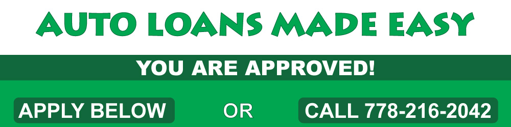 Easy Auto Loans Banner